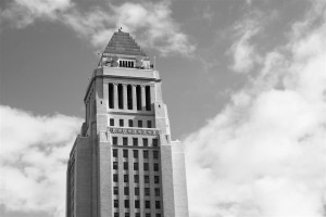 Los_Angeles_City_Hall_BlackWhite